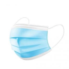 Masques  respiratoires 3 plis jetables